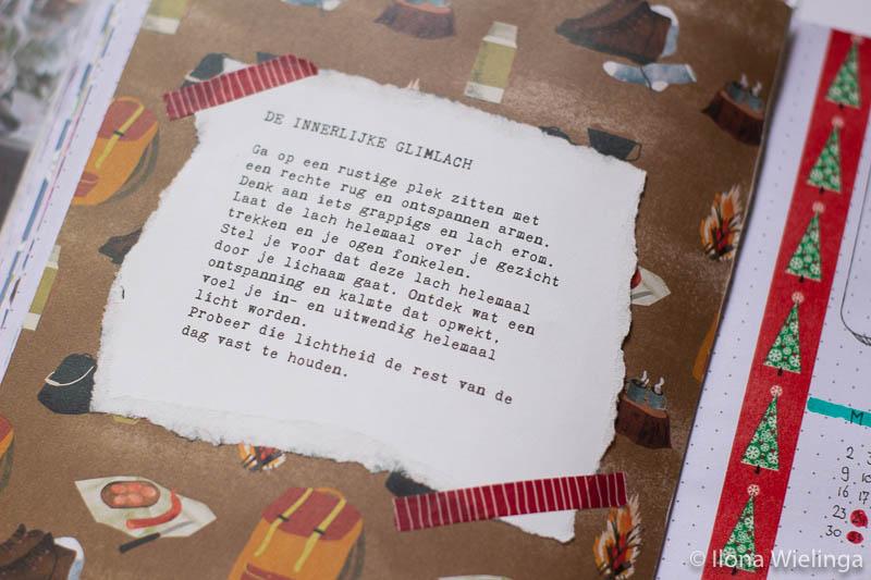 bullet journal december 3