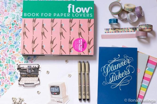kerstcadeau's voor creatievelingen flow book stickers fineliners macron washi tape 1