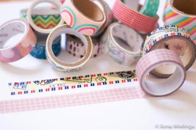 kerstcadeau's voor creatievelingen flow book stickers fineliners macron washi tape 2