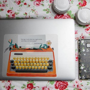 netflix 4 flatlay computer bloggen