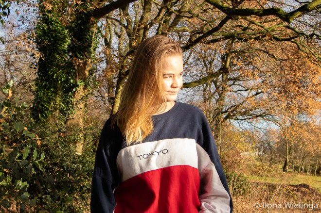 outfit oversized truien weer 2