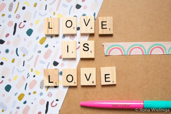 vooroordelen over lesbiennes 1 love is love