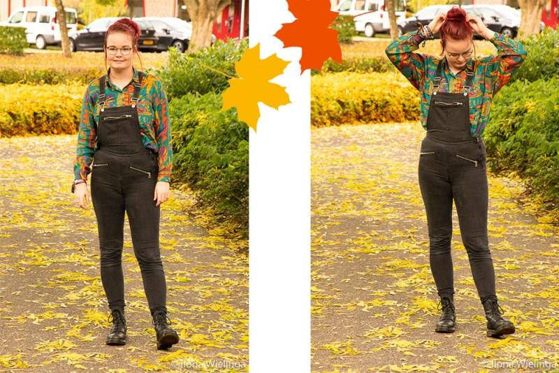 outfit vingtage blouse 1