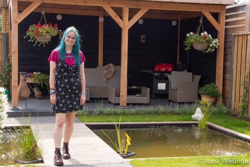 zomerjurkje zon outfit 13