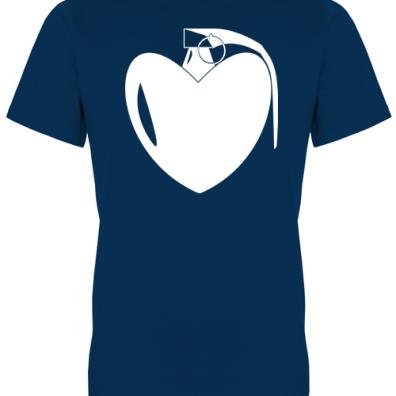 T-shirt ontwerp 'Karma Strikes Back'