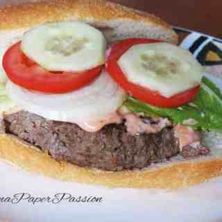 Hamburger Recipe with Veggies and Sauce