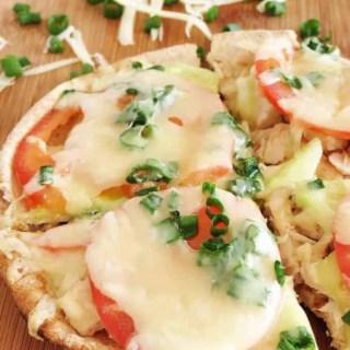 Tuna Pizza Recipe
