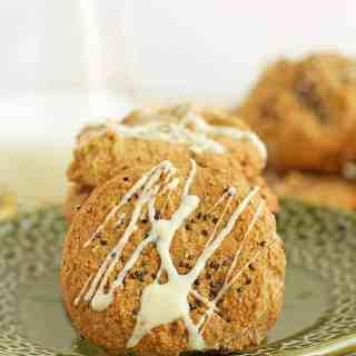 Grain Free Tahini Cookies
