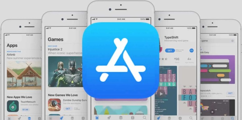 Apple runs the App Store