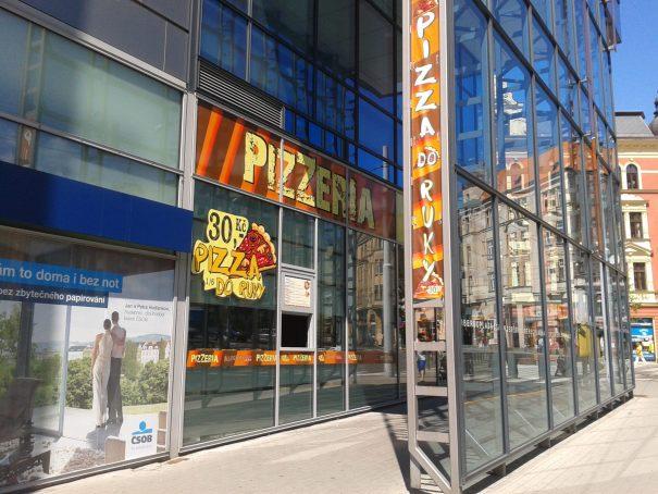 pizzerie all´allegria