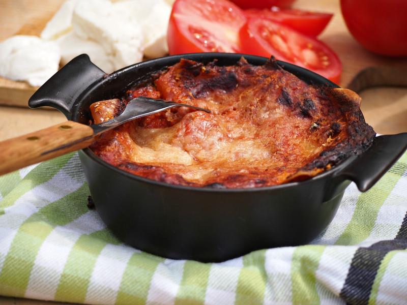 pravé lasagne bolognese