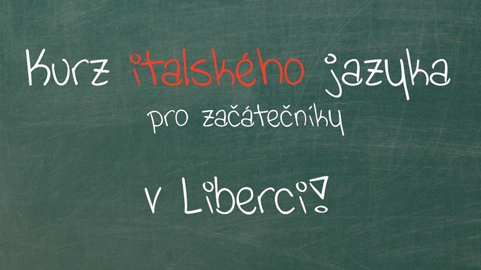 kurz italštiny v liberci
