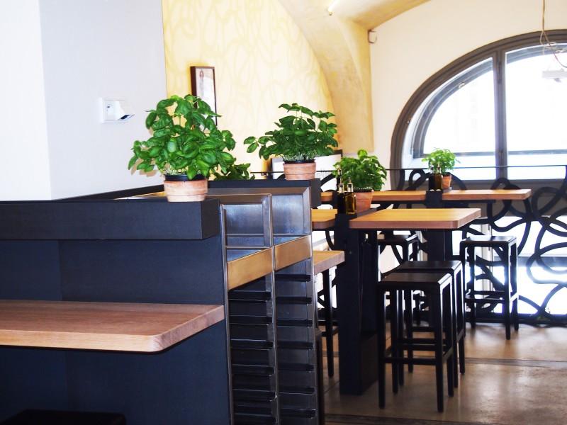 italská restaurace Praha