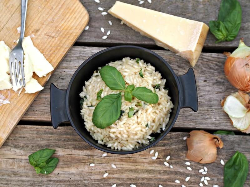 italské risotto
