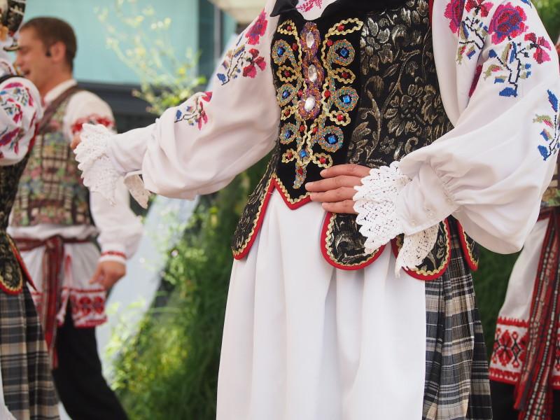 kostýmy bělorusko