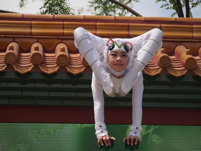 čína pavilon expo