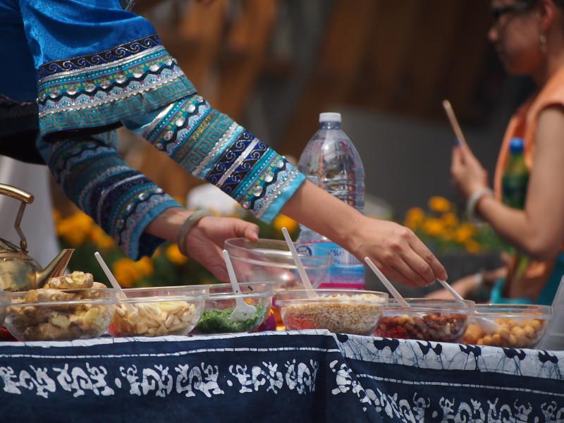 příprava čaje rituál čína