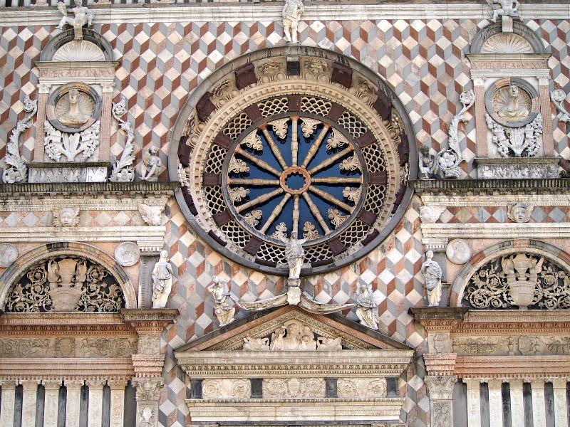 baziliky itálie