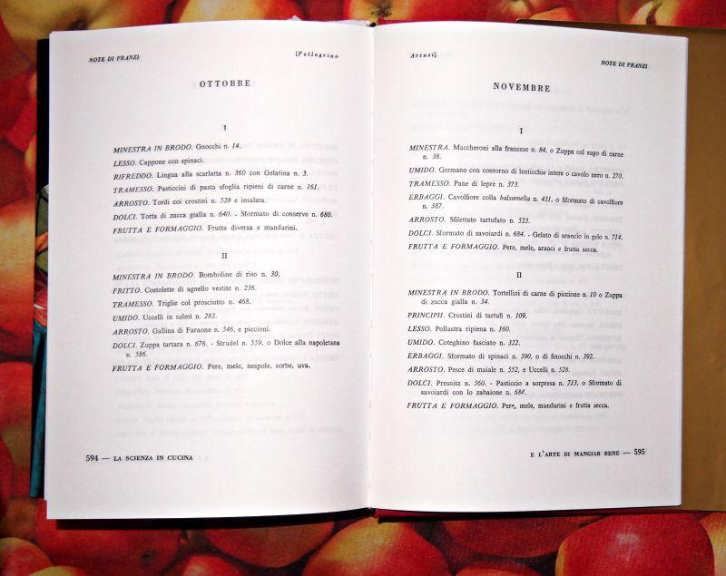 recepty itálie domácí těstoviny