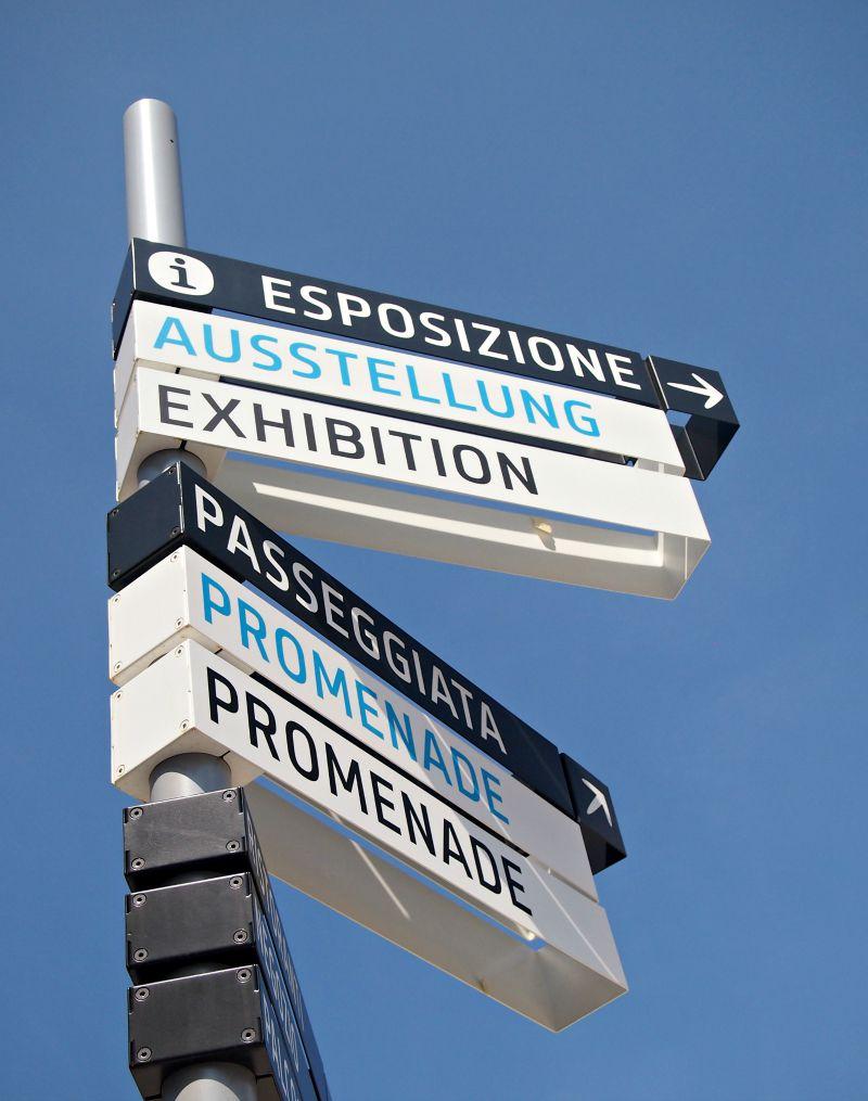 německý pavilon expo