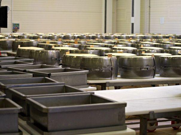 výrobna gran moravia sýra