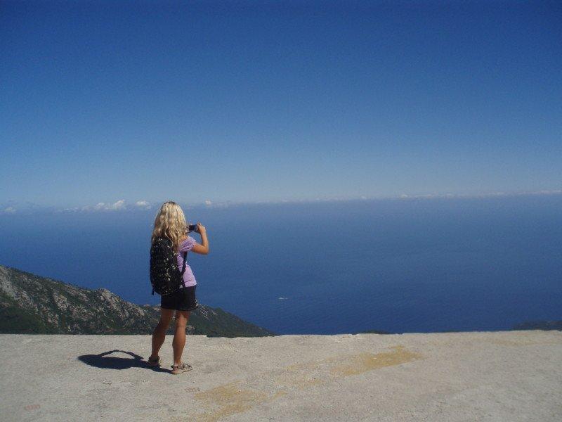 ostrov Elba Itálie
