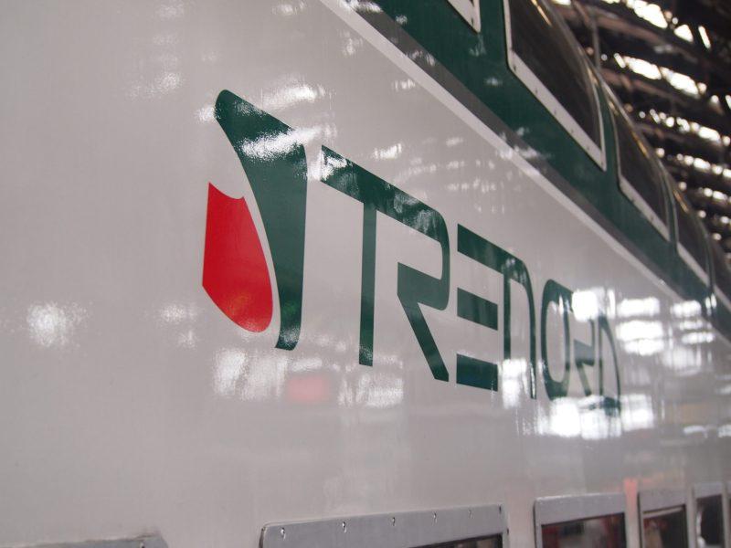 Trenord - vlaky regionu Lombardie