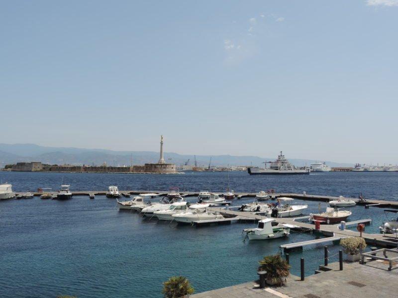 Messina přístav