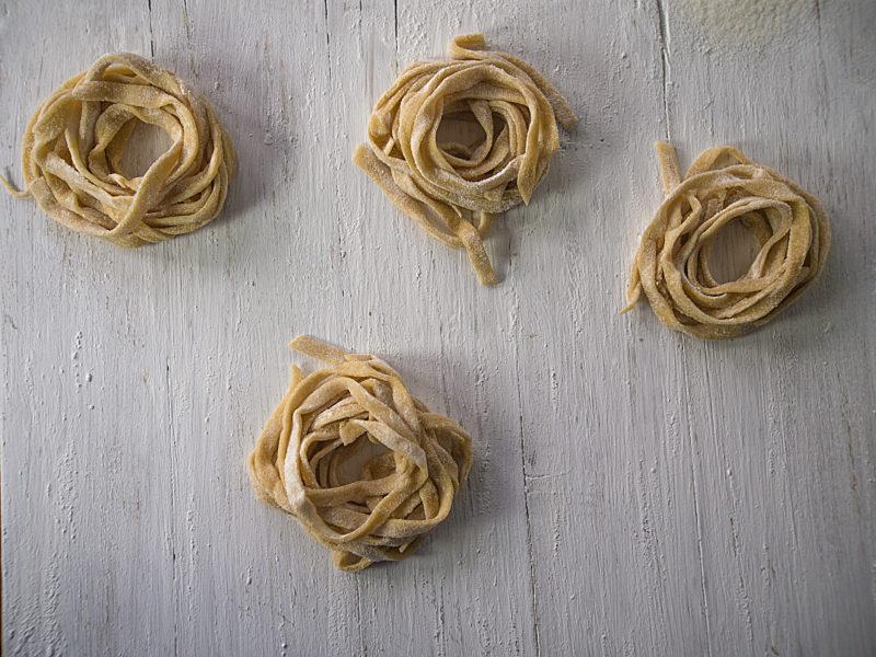 domácí těstoviny výroba