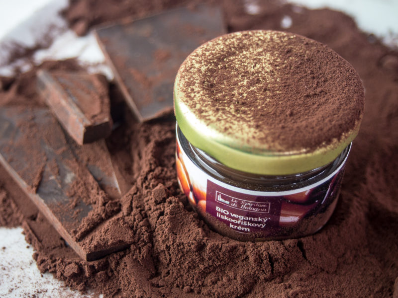čokoládový krém milujeme itálii