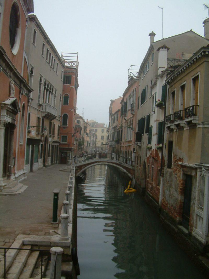 benátky canal grande