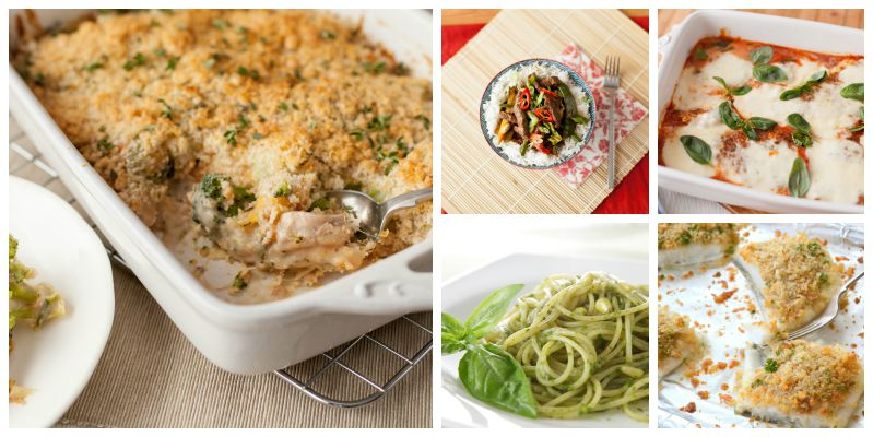 7 days 7 dinners meal plan