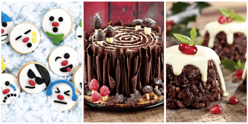 Dr Oetker Christmas Recipes, i love Cooking