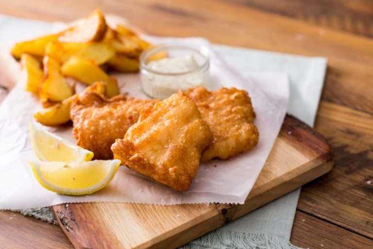 beer_battered_fish_and_chips, I Love Cooking recipes, fish and chips, fish recipes