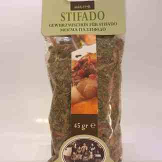Mix for Stifado.