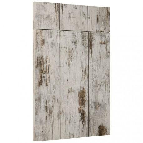 porte de cuisine sur mesure effet bois texture cleaf planche