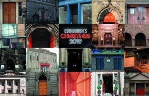 Edinburgh's 24 Doors of Advent