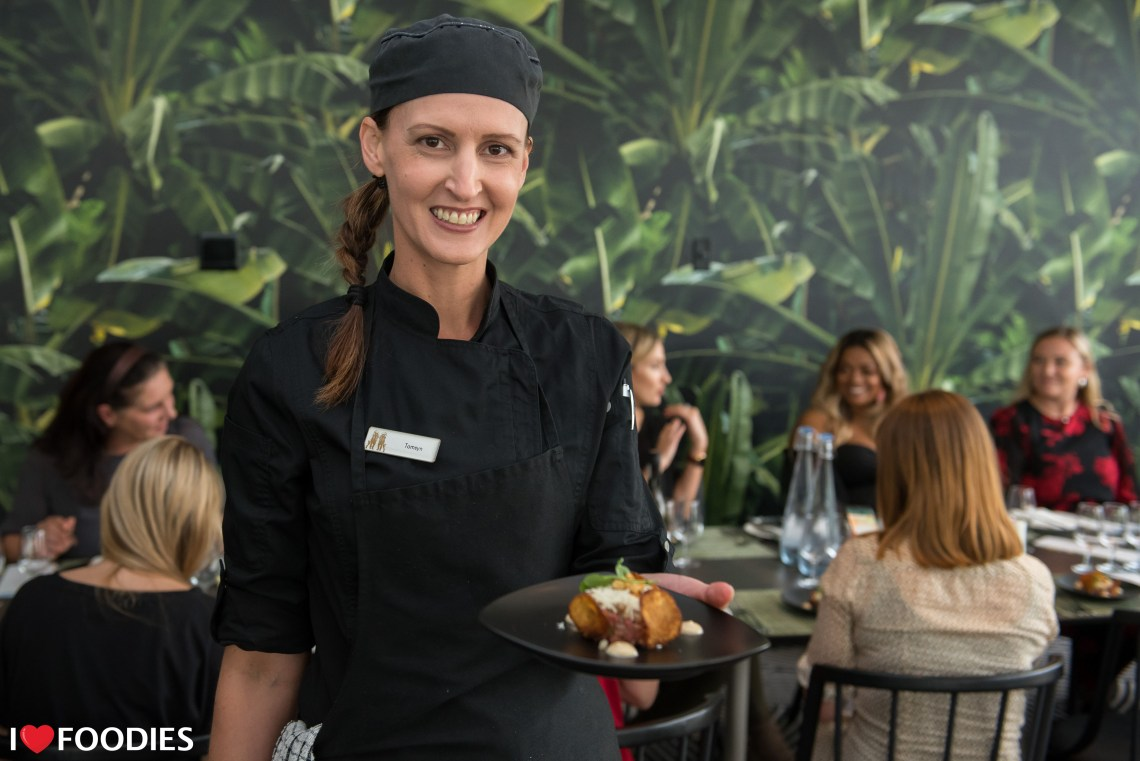 savour restaurant at 15 on orange hotel executive chef tamsyn wells
