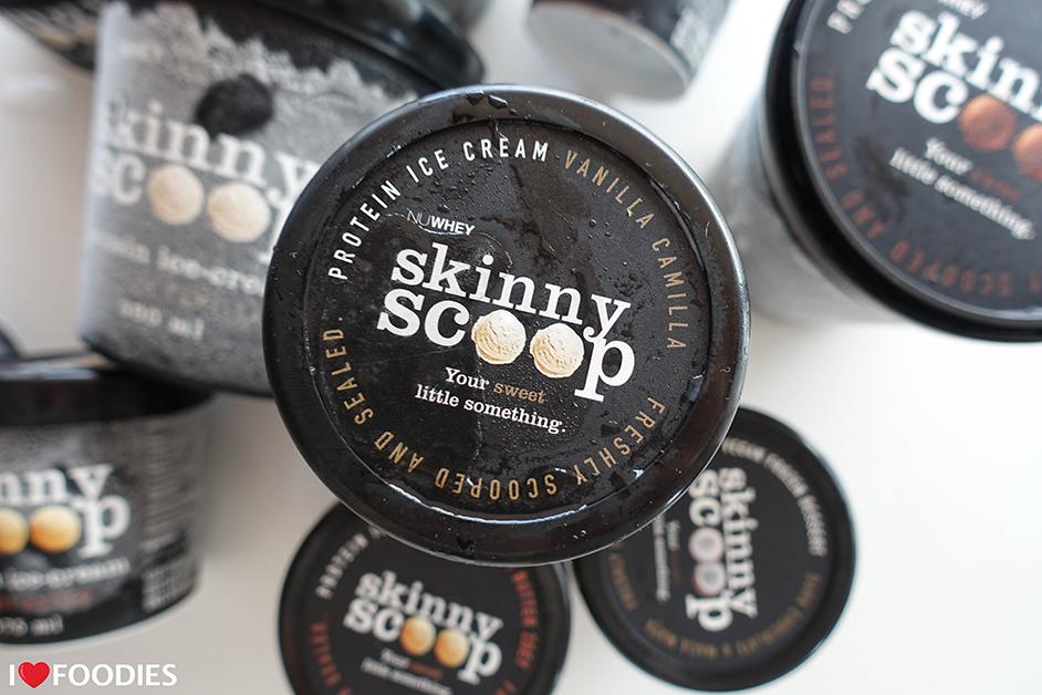 Skinny Scoop Ice Cream