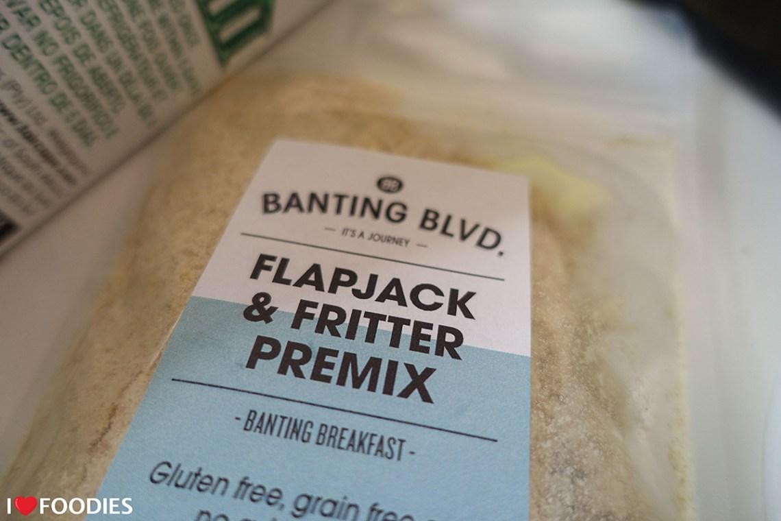 Banting Blvd Flapjack & Fritter Premix