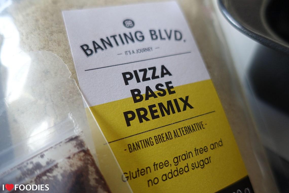 Banting Blvd Pizza Base Premix