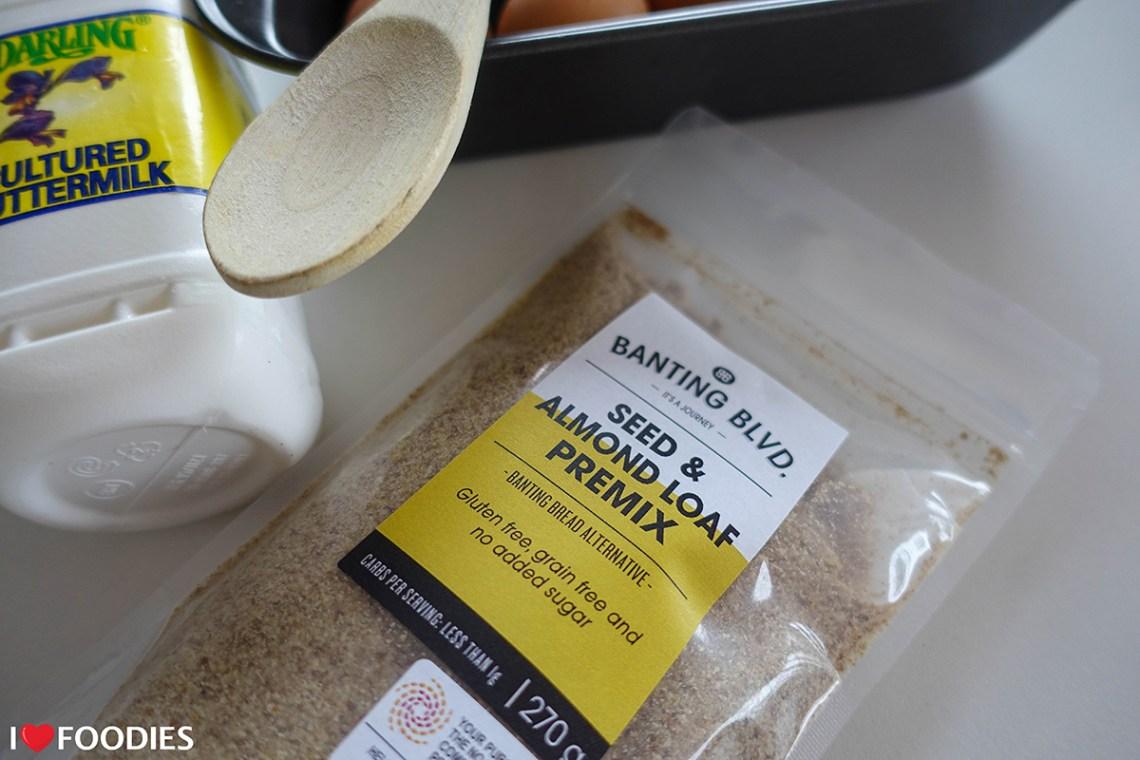 Banting Blvd Seed & Almond Loaf Premix