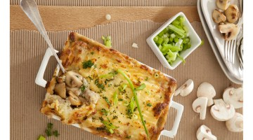 Creamy Hake Pie Recipe