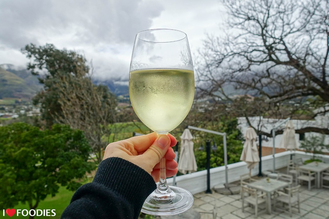 Mont Rochelle Chardonnay