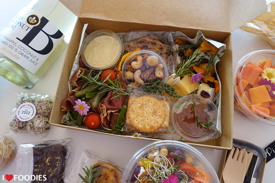 The World's Best Picnic With The Picnic Company