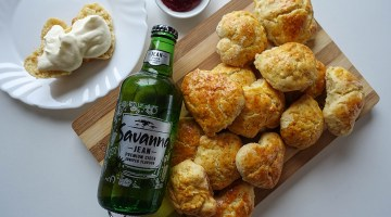 Savanna Jean Scones