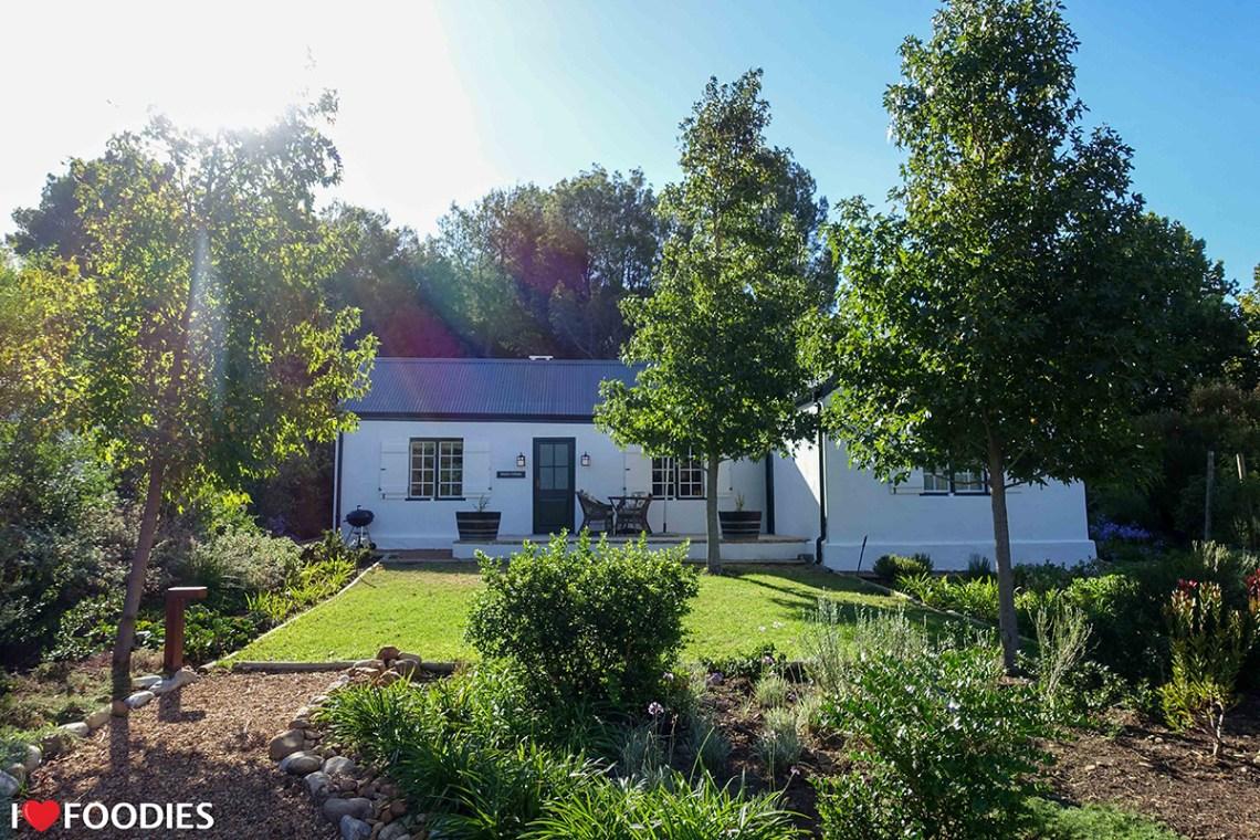 Boschendal Werf Garden Suite Cottage