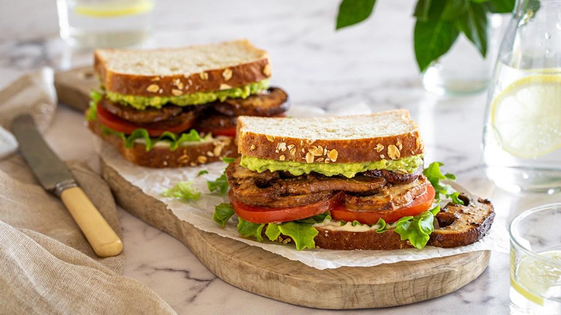 MLT sandwich recipe