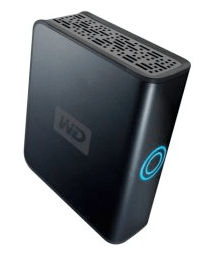 Western Digital 500 GB MyBook 2.0