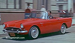Image result for maxwell smart car sunbeam tiger